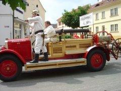 Hasičské slavnosti Litoměřice 2004