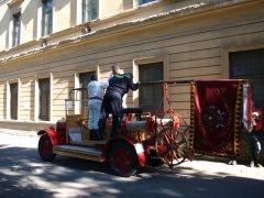 Hasičské slavnosti Litoměřice 2014