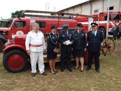 Hrušovany u Brna 2016 - oslavy založení SDH